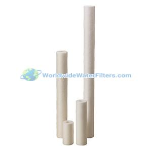 Replacement Water Filters by Size